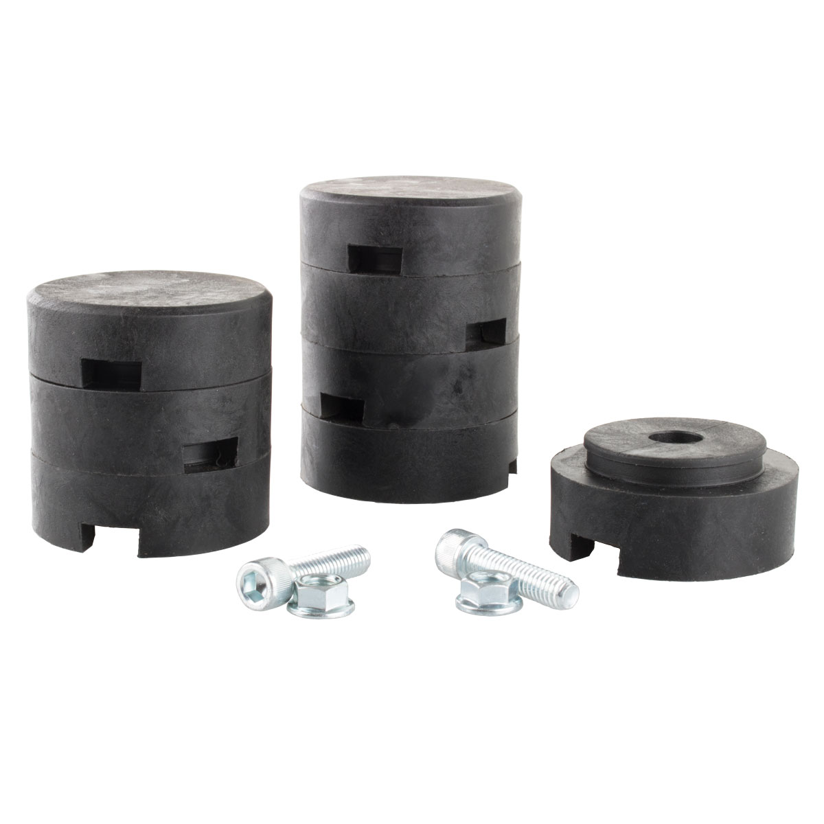 Synergy Jeep Snap-Lock Bump Stop Spacer System