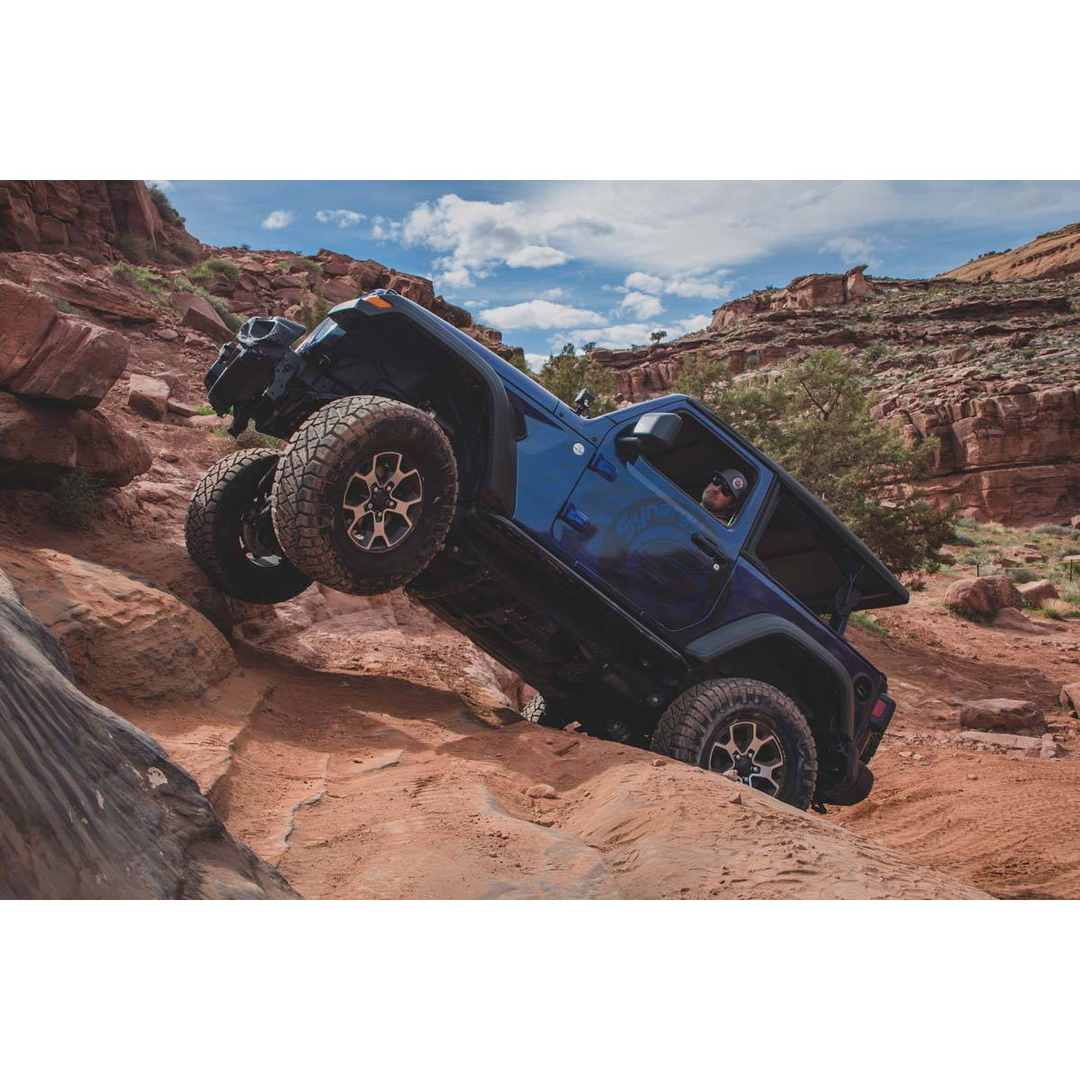 Synergy Jeep JL / JLU 2 Inch Lift Stage 2 Suspension System