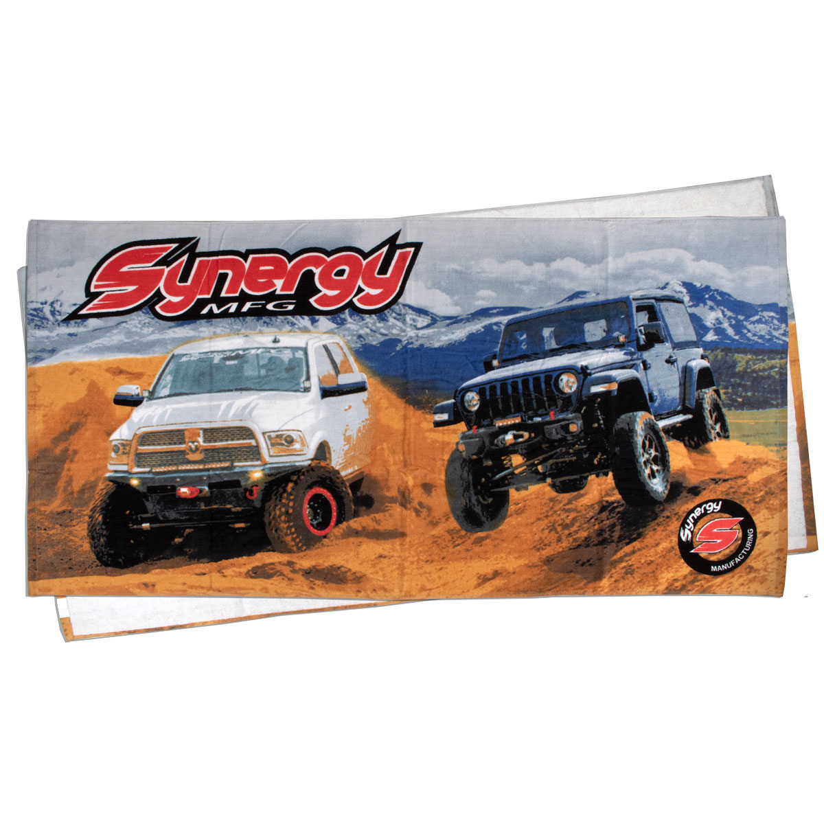 Synergy Beach Towel