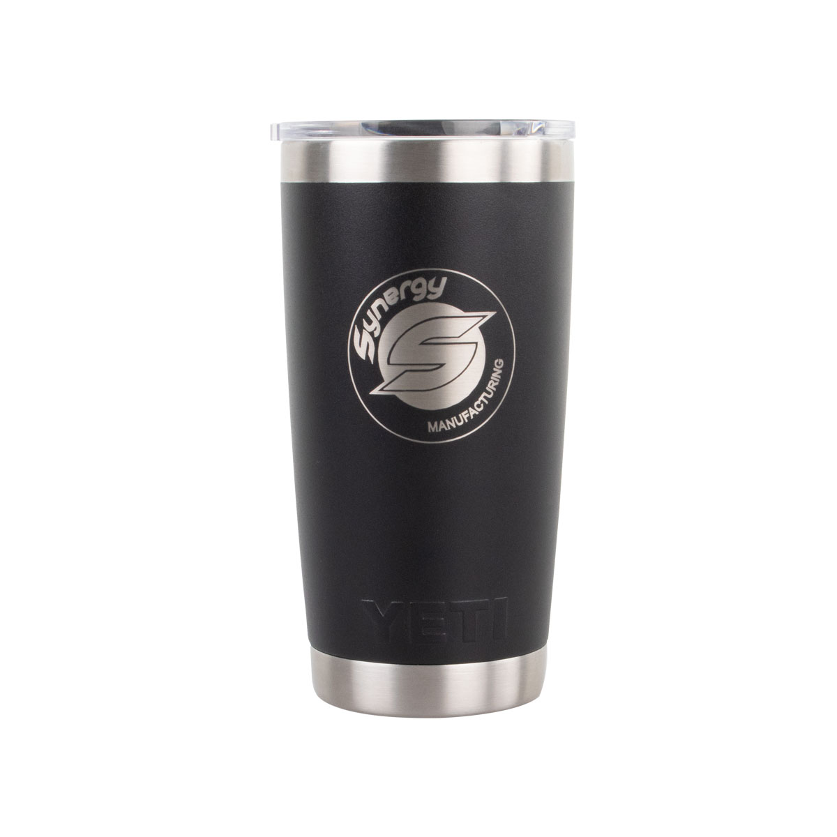 Synergy Branded 20 oz. YETI Tumbler with MagSlider Lid