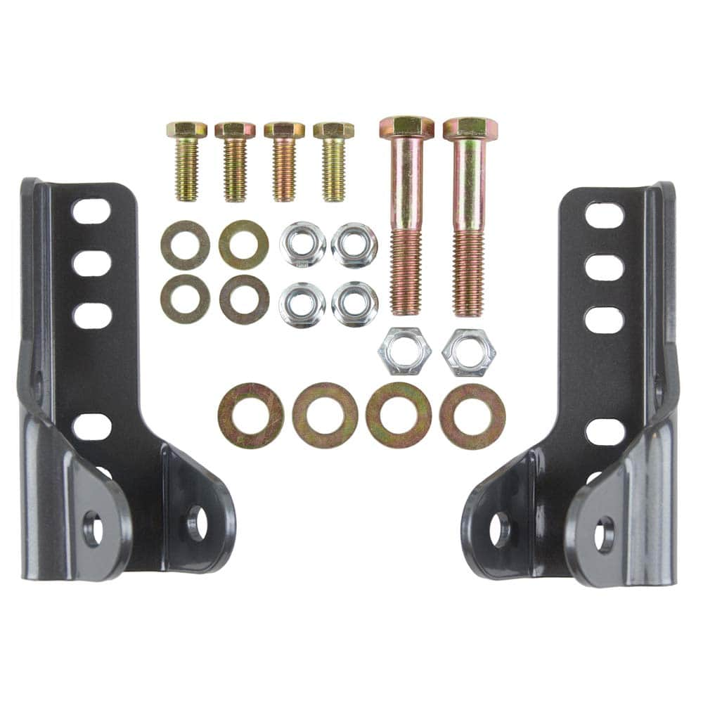 Jeep JK Rear Lower Shock Bracket Kit