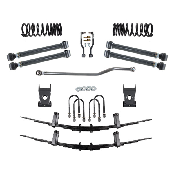 FOX 985-24-046 2.0 Performance Series IFP Steering Stabilizers 08-13 Dodge Ram