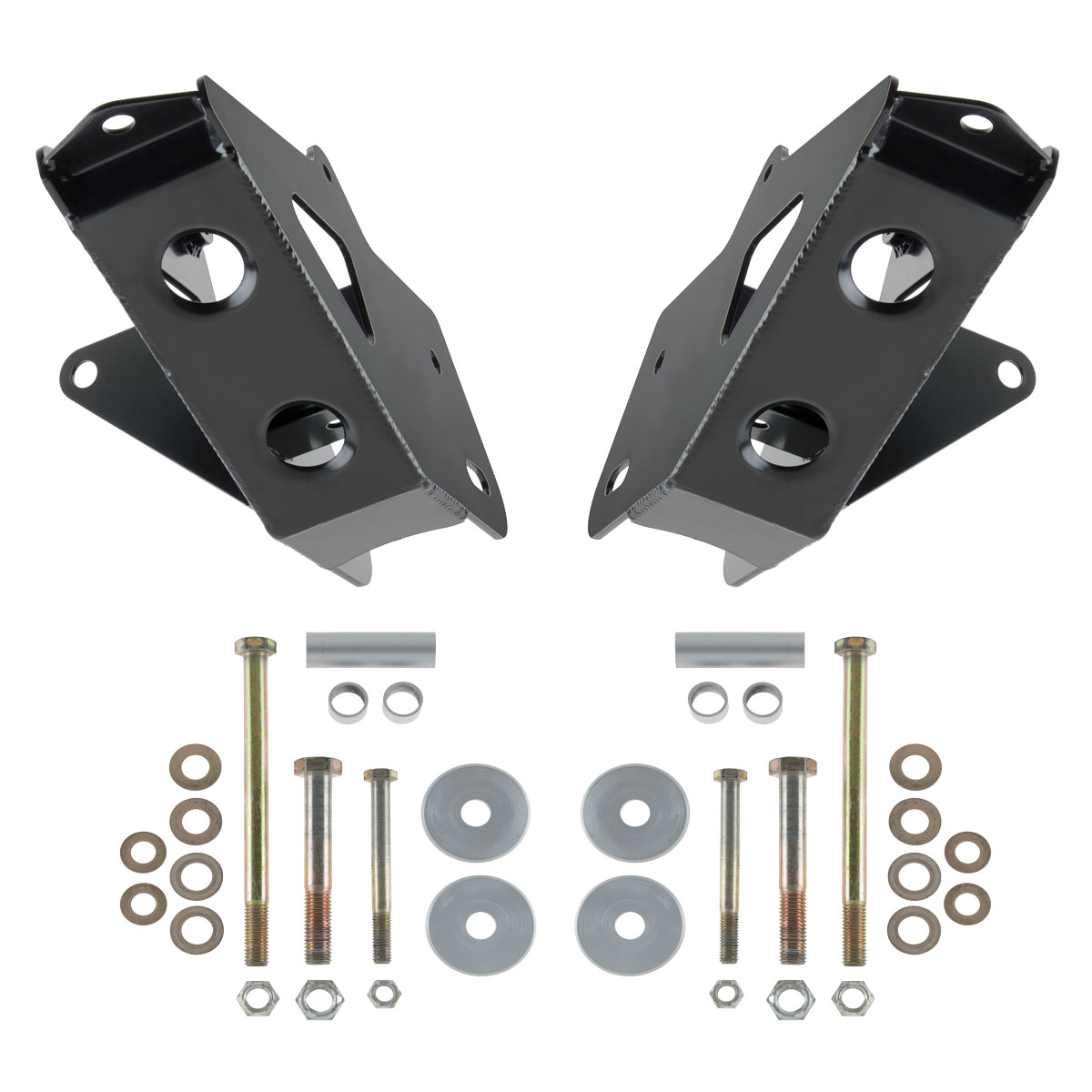 Ram Front Radius Arm Drop Brackets