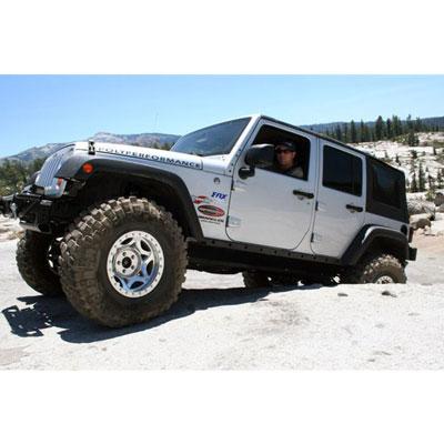 Jeep Jk Lift >> Synergy Jeep Jk Stage 2 Suspension System 3 Lift Synergy
