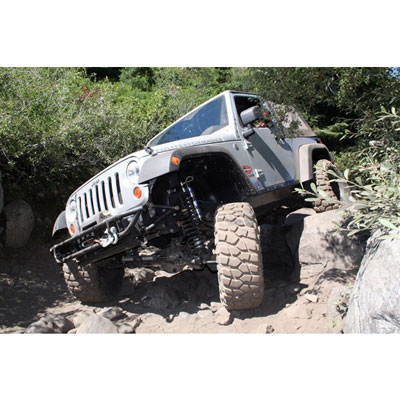 """Synergy Jeep JK Stage 2 Suspension System, 3"""" Lift ..."""