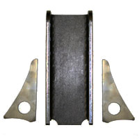 "Synergy Upper Control Arm Axle Bracket For 3.0"" Dia. Tube - Un-Welded"