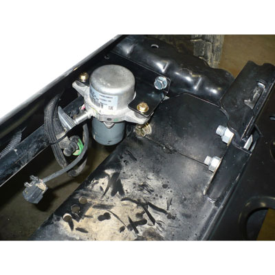 12+ Jeep JK Brake Pump Relocation Bracket