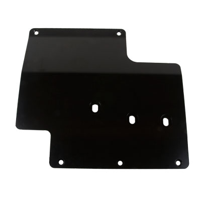 Poly Performance Jeep JK Budget Skid Plate: Transmission