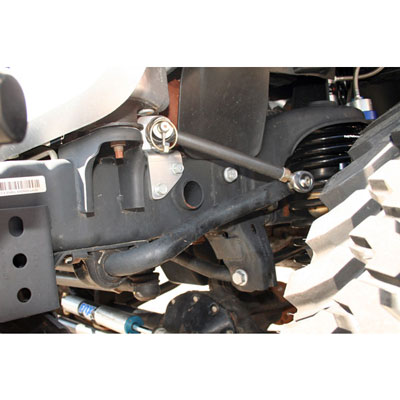 Synergy Jeep JK Sway Bar Disconnect Mount Hardware