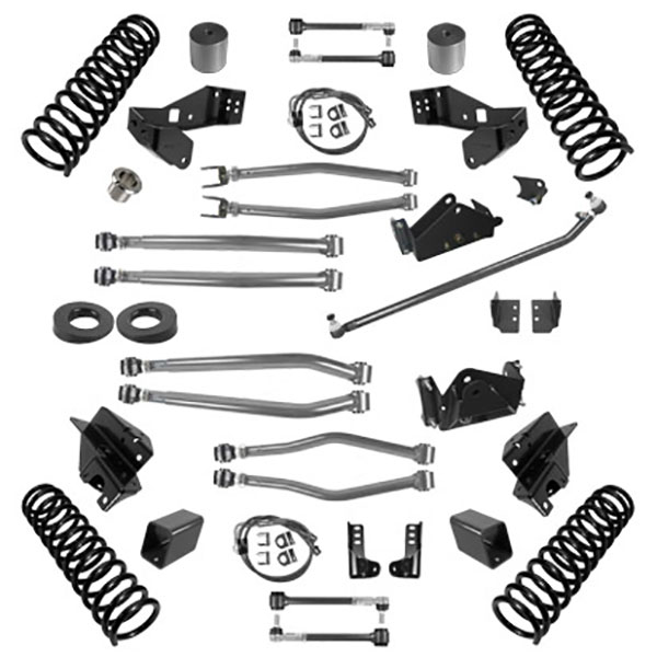 Jeep JK Synergy Stage 4 Suspension System