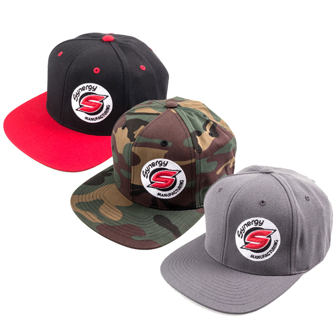 Synergy Snap Back Hats