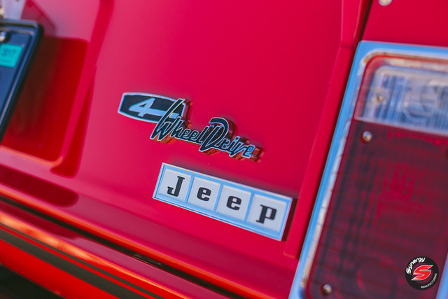 Synergy MFG Jeep JK COMMANDO
