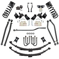 Synergy Dodge Ram 6 Inch Long Arm Suspension System