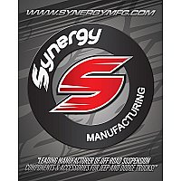 Synergy Black Vinyl Shop Banner