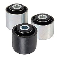 Dual Durometer Teflon Lined Bushings