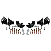 Synergy Front Long Arm Bracket Kit for 2003-2012 Dodge 2500 / 3500 4x4 trucks, 2006-2008 1500 Megacab 4x4