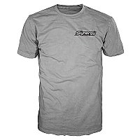 Synergy Round Logo Grey Shirt