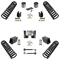 Jeep JK Synergy Starter Kit w/ F/R Shock Mounts (8019)
