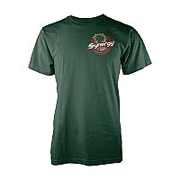 Synergy Sahara Shirt, Green, Front