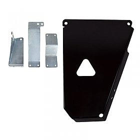 Synergy Jeep JK Skid Plate: Oil Pan
