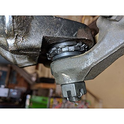 Synergy Jeep JK / JKU / WJ HD Adjustable Ball Joint Kit