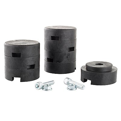 Synergy Jeep JK/JL Snap-Lock Bump Stop Spacer System