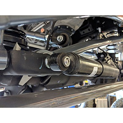 Synergy Jeep JL / JLU / JT Steering Stabilizer Relocation Kit