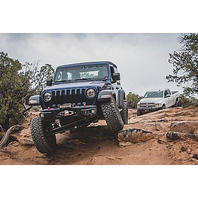 Synergy Jeep JL / JLU 2 Inch Lift Stage 1 Suspension System