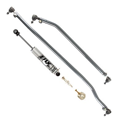 Jeep JL HD Steering Kit with Stabilizer & Stabilizer Relocation Kit (Sold Separately)