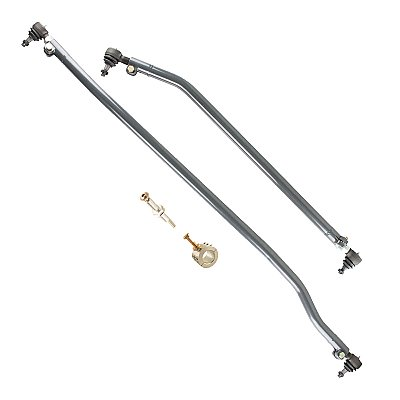 Jeep JL HD Steering Kit with Stabilizer Relocation Kit (Sold Separately)