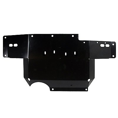 Synergy Jeep JK Heavy Duty Transmission Skid Plate