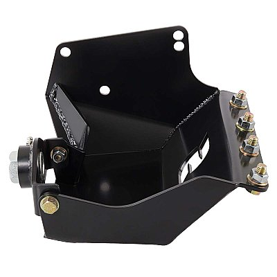 TJ/LJ Steering Box Skid with Sector Shaft Brace