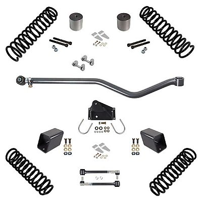 Synergy Jeep Jk Stage 1 Suspension System 2 Lift