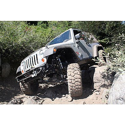 "Synergy Jeep JK Stage 3 Suspension System, 4/4.5"" Lift ..."