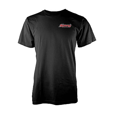 Synergy Logo Shirt, Black, Front