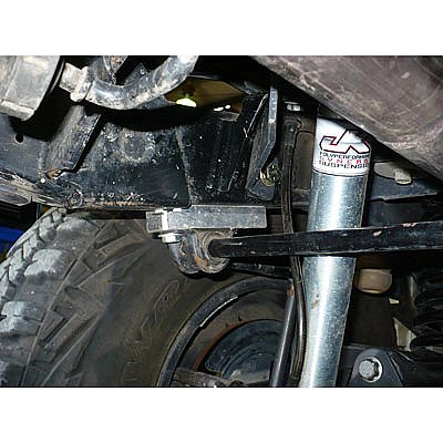 Sway Bar Relocation Bracket