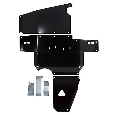 Synergy Jeep JK HD Skid Plate System