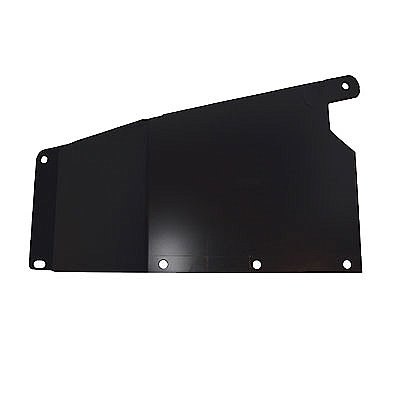 Synergy Jeep JK Skid Plate: Transfercase
