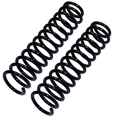 Linear Wound Front Coil Spring